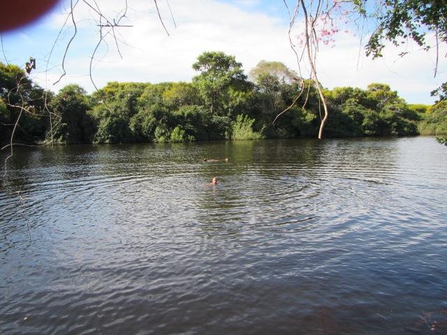 (6) Rio Abobral - Aufbruch - 25 von 35